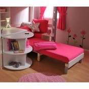 Stompa Underbed Sofa - Pink
