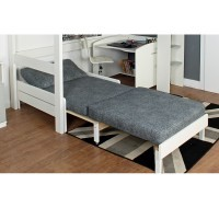 Urban underbed chair (out) - Grey